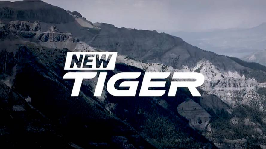 Triumph Teases New Tiger