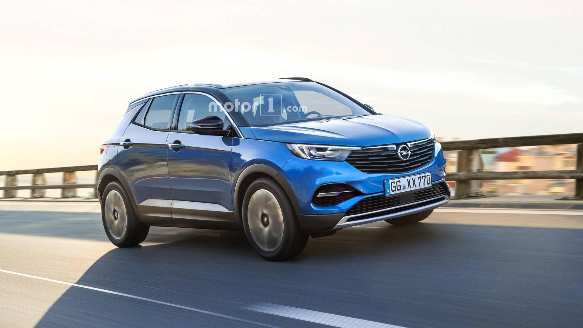 2020 Opel Mokka X First Details Bigger Electrified Psa Platform