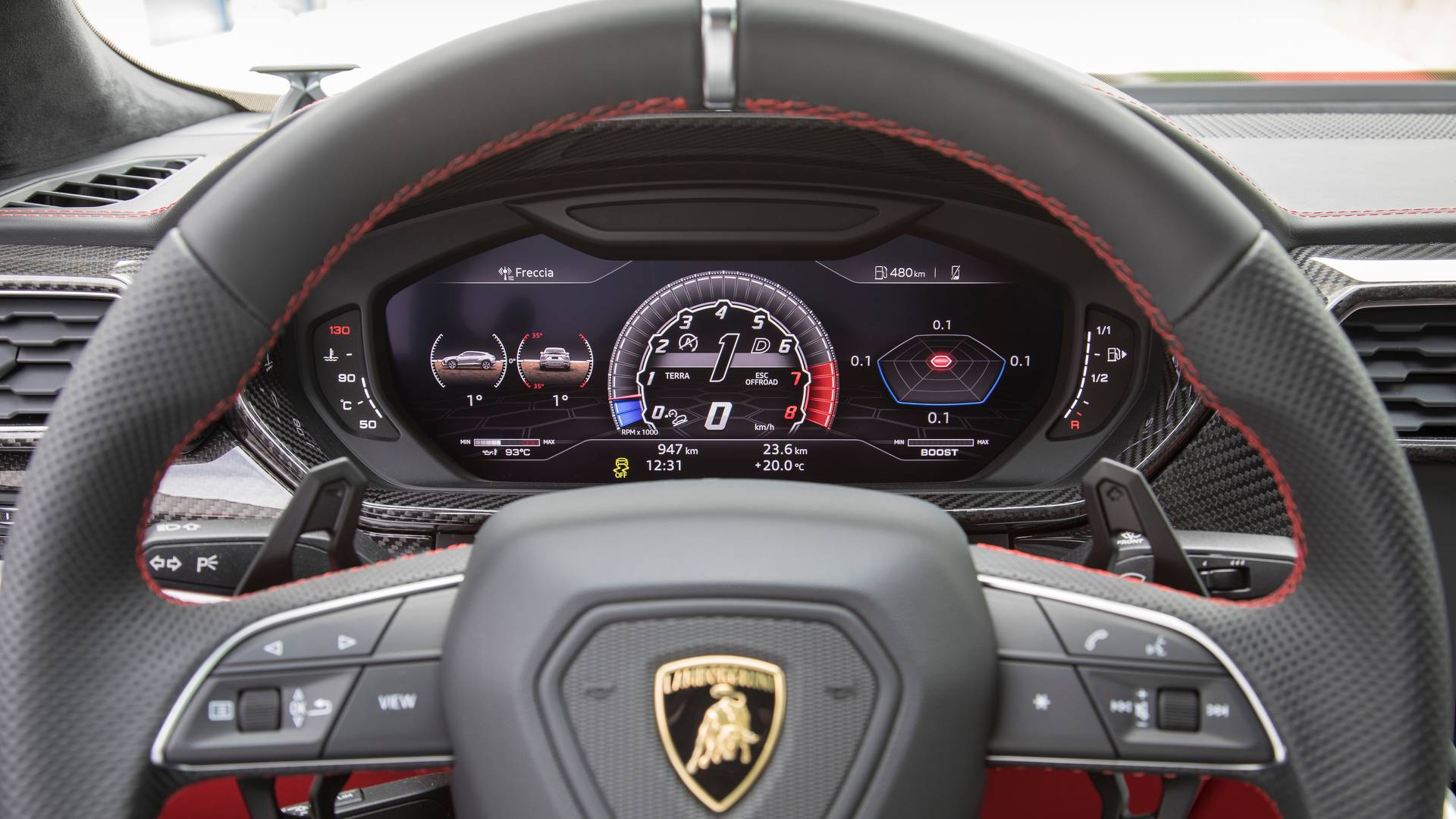 2018 Lamborghini Urus First Drive Raging Bull Meets Suv