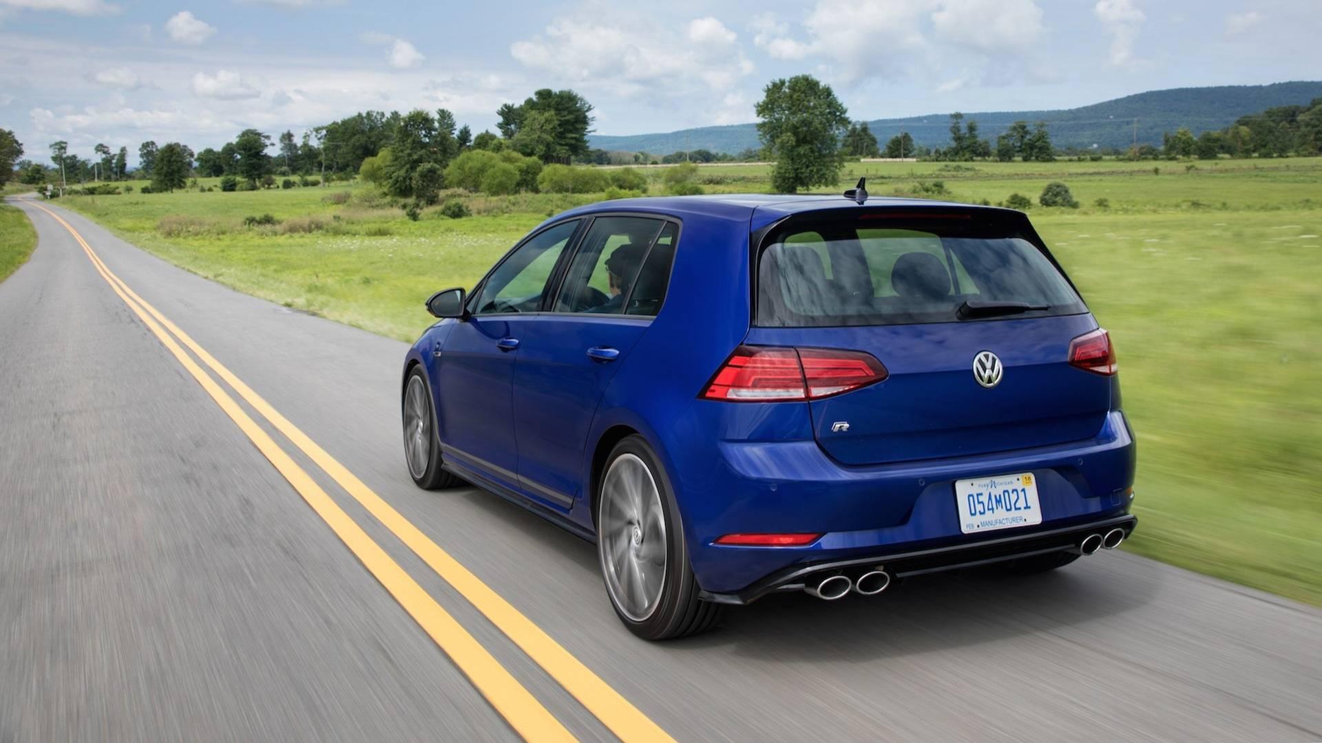 2018 Golf R >> Volkswagen Golf R Dropped For 2020 Returns As Mk8