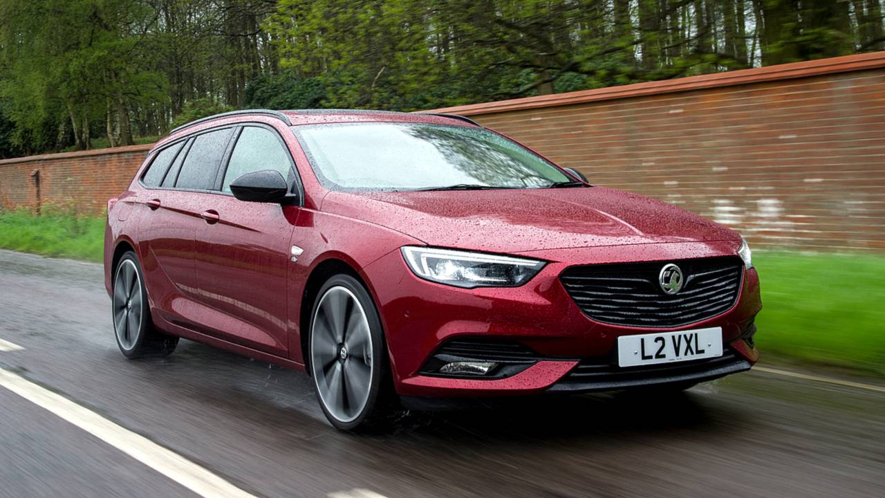 Vauxhall Insignia Sports Tourer Exclusive