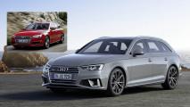 Audi A4 erhält Modellpflege