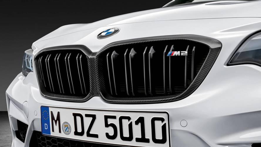 Les sportives de BMW M n'échapperont pas à l'électrique