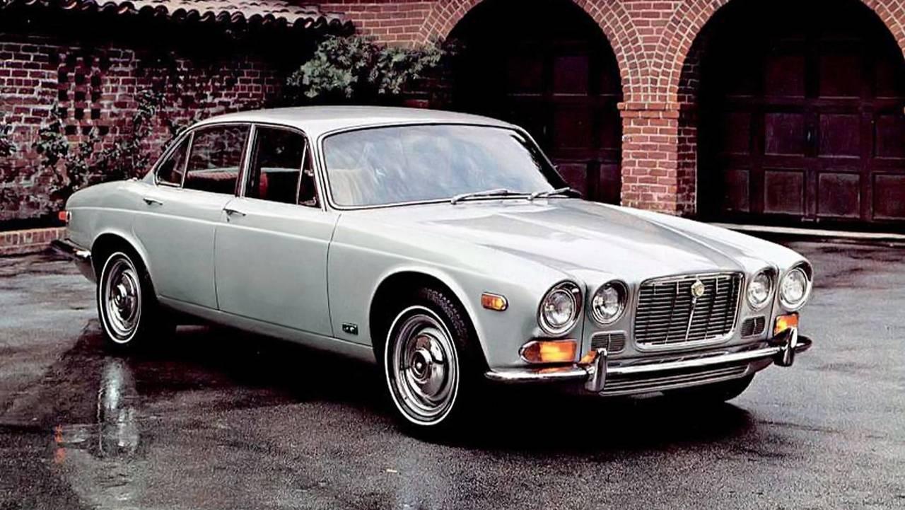 Jaguar XJ (1968 -1973)