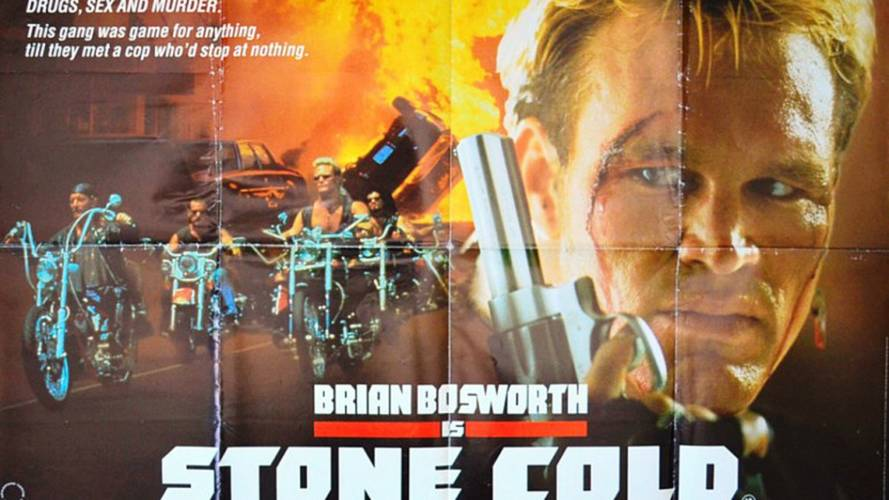 Stone Cold (1991) - Moto Movie Review