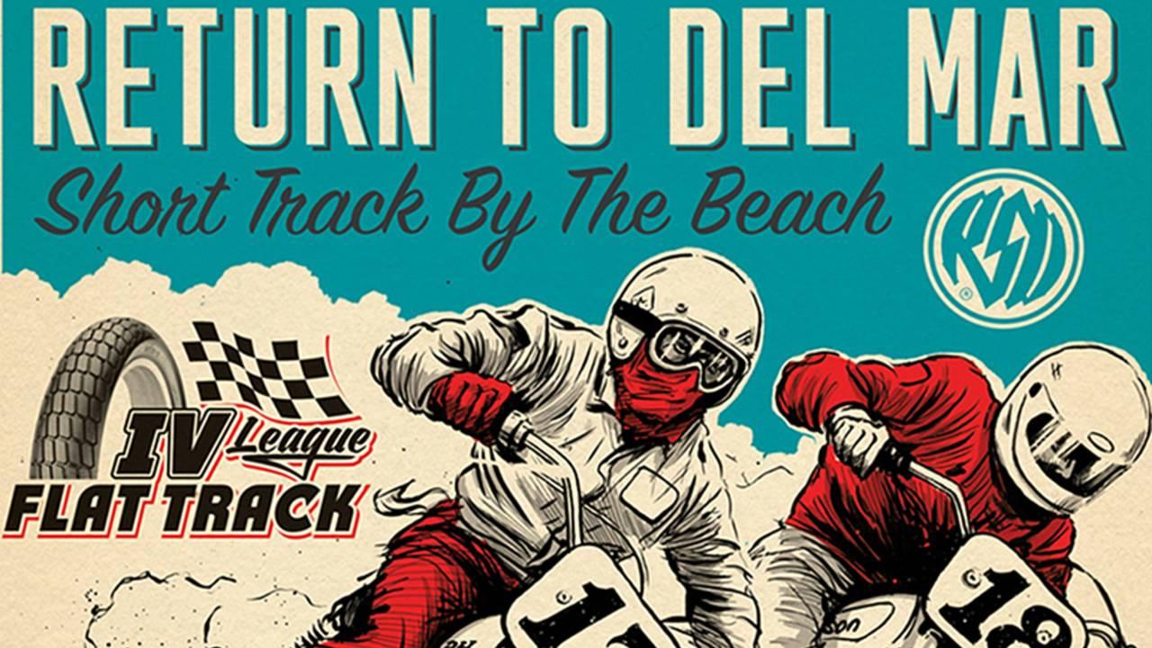 IV League Flat Track - Del Mar Opener Tomorrow (1/9)