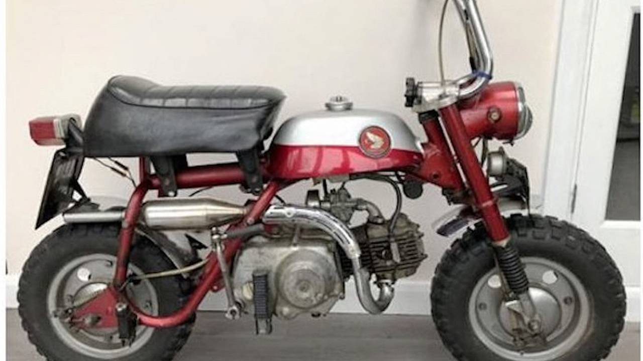 UPDATE: John Lennon's Mini-Bike Sells for Record-Breaking $80K