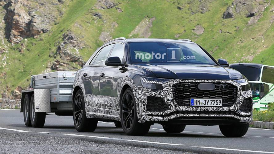 Audi RS Q8 to use Porsche Panamera Turbo S E-Hybrid powertrain?