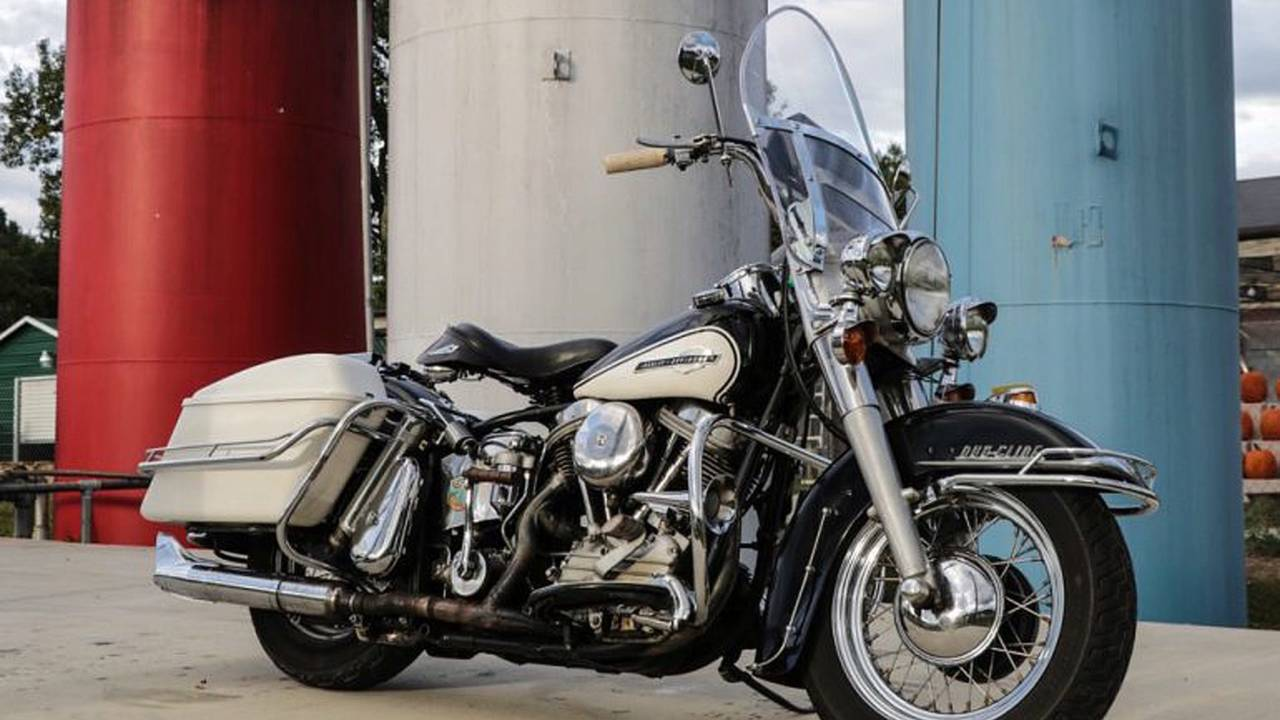 1964 Harley-Davidson FLH Duo-Glide - Vintage Review