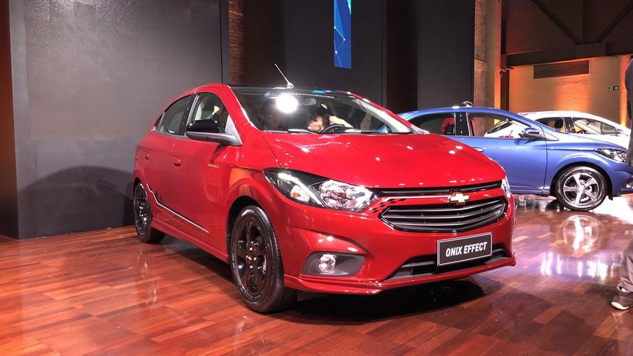 Chevrolet oferece toda a linha com descontos de até R$ 12 mil
