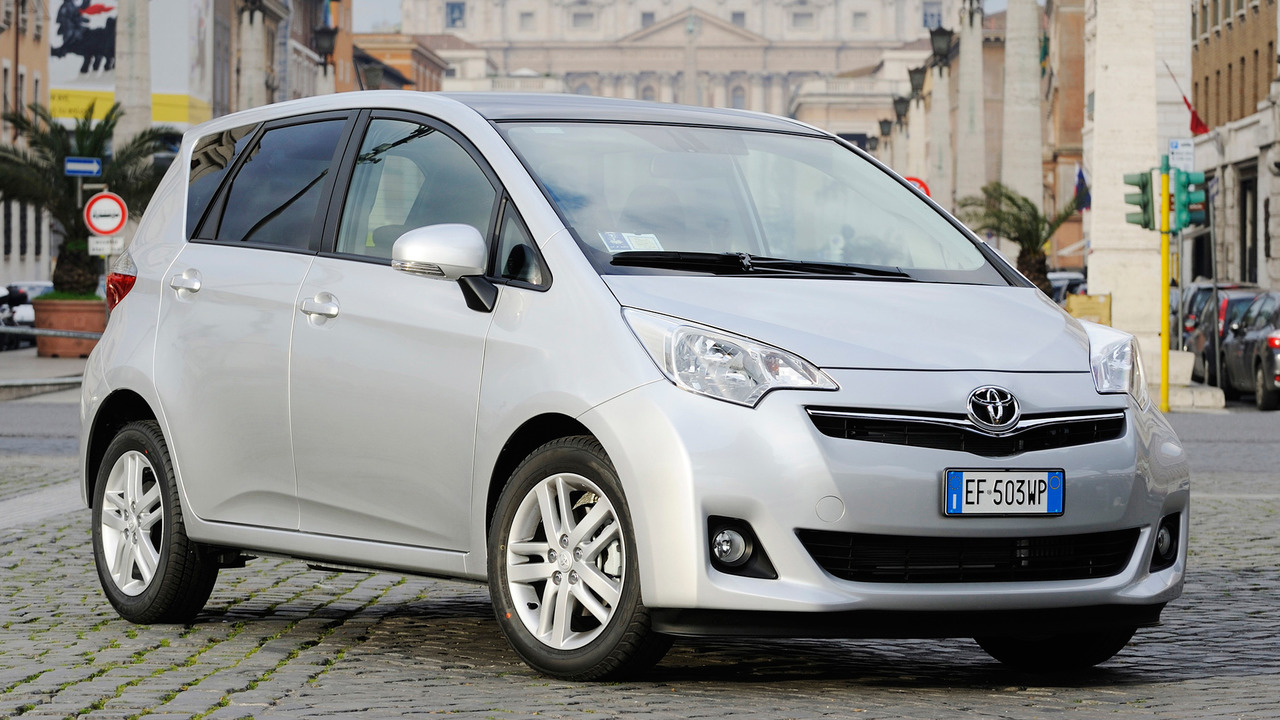 14. Toyota Verso-S