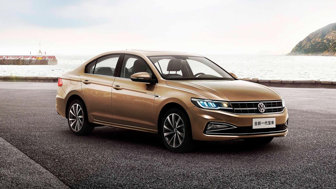 Volkswagen Bora 2018 - China