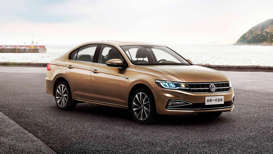 Volkswagen Bora ganha nova geração com forte inspiração no Jetta