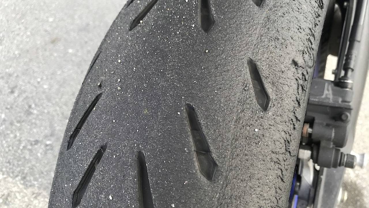 the all new michelin power rs tire review. Black Bedroom Furniture Sets. Home Design Ideas