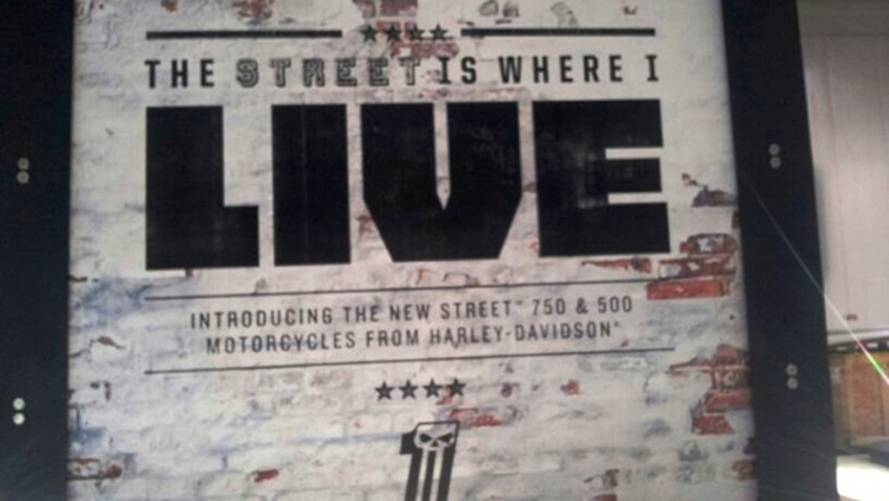 2013 EICMA Preview: 2014 Harley-Davidson Street 750 And 500 — Leaked Launch Invite Reveals Name