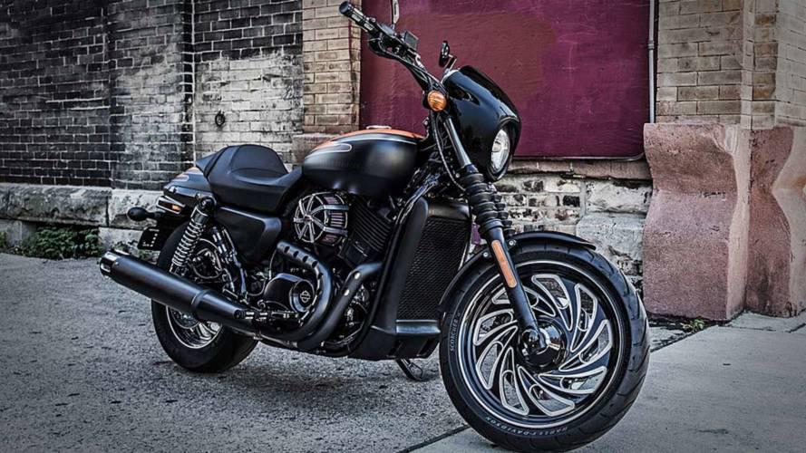 Harley's Indian Gamble: 2014 Harley-Davidson Street 750 And 500