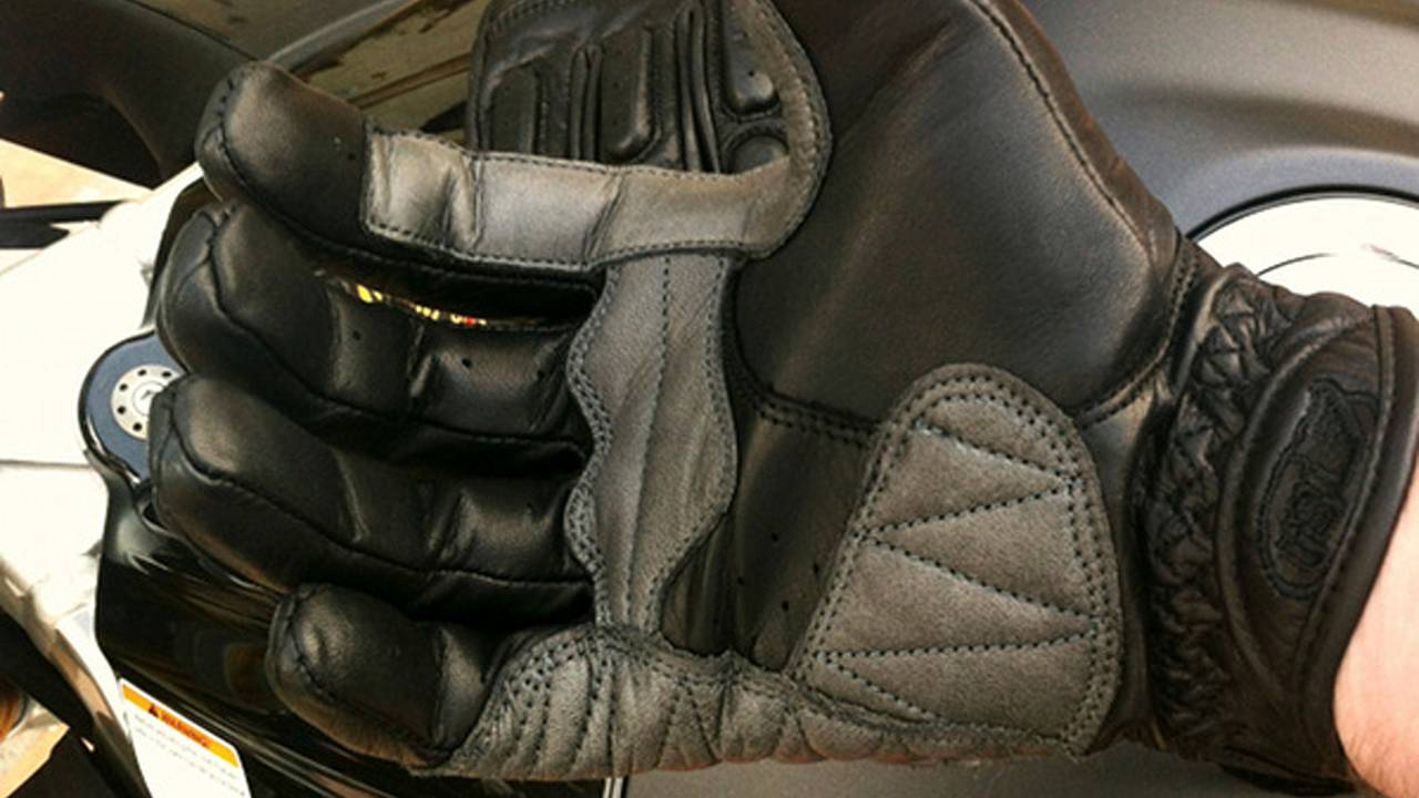 Gear: Roland Sands Design Diesel gloves