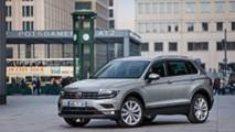 7. Volkswagen Tiguan: 244.200 unidades