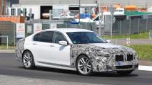 Erwischt: Facelift für den BMW 7er