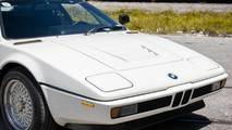 BMW M1 de 1981, a la venta