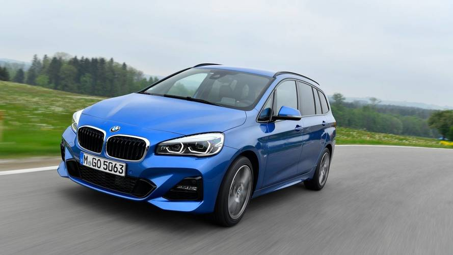 BMW Series 2 Gran Tourer 2018