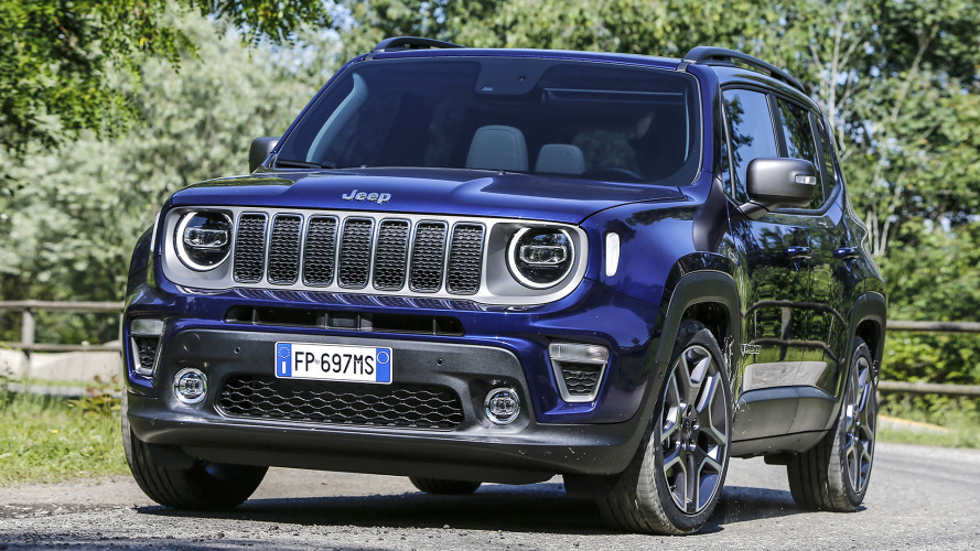 £19,000 Jeep Renegade to arrive in UK next month