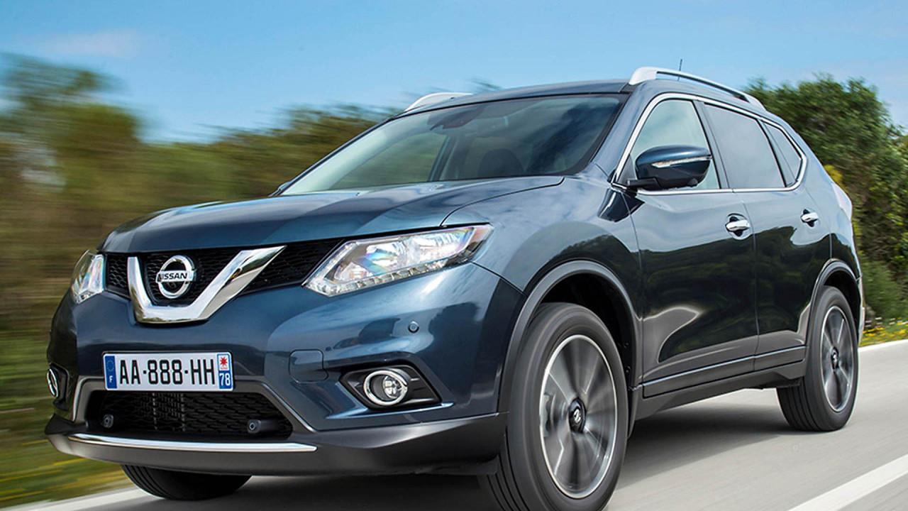 Platz 1: Nissan X-Trail