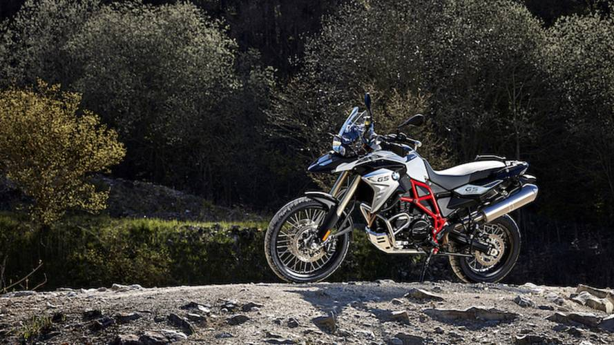 London Anti-Terror Police to Use BMW F800GS Bikes