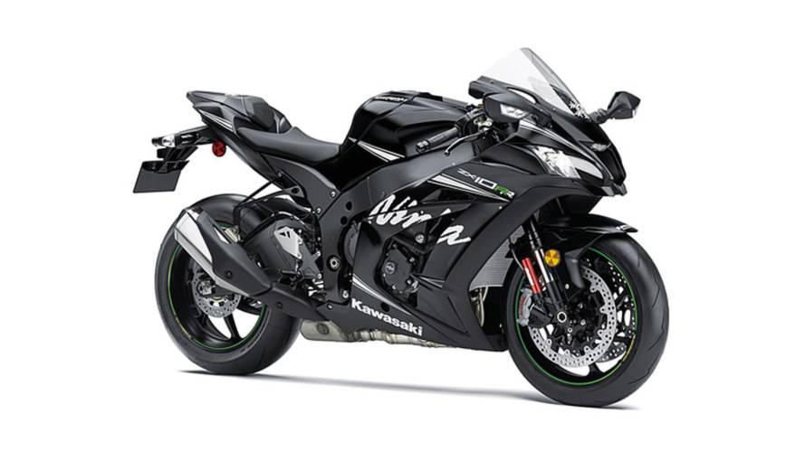 Kawasaki ZX-10RR Homologation Special Track Bike