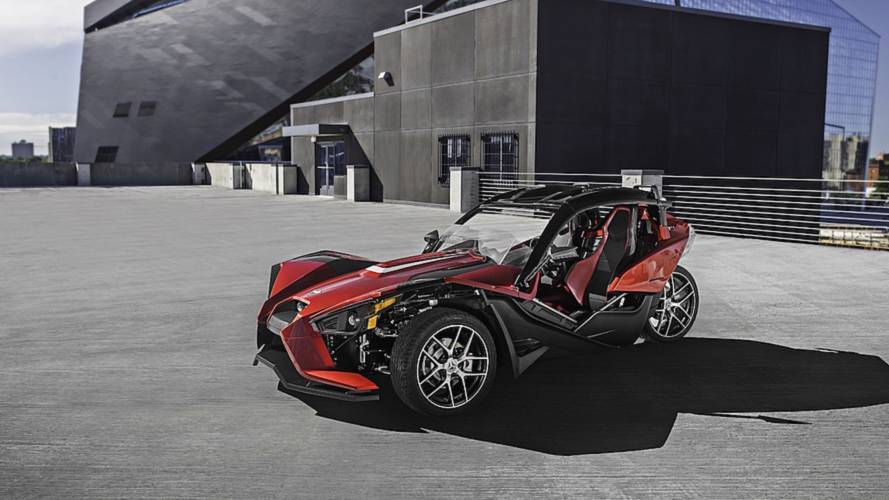 Recall: Problematic Seat Or Seatbelt On Polaris Slingshot