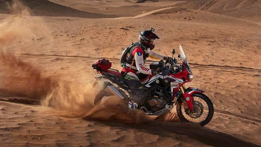 El Honda Adventure Roads se pospone hasta el año 2022