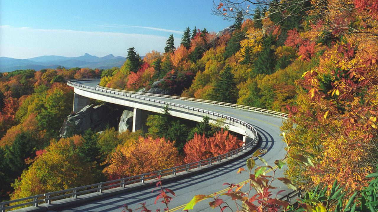 <strong>The Lin Cove Viaduct cost a cool $10-million to build, so enjoy your ride across it.</strong>