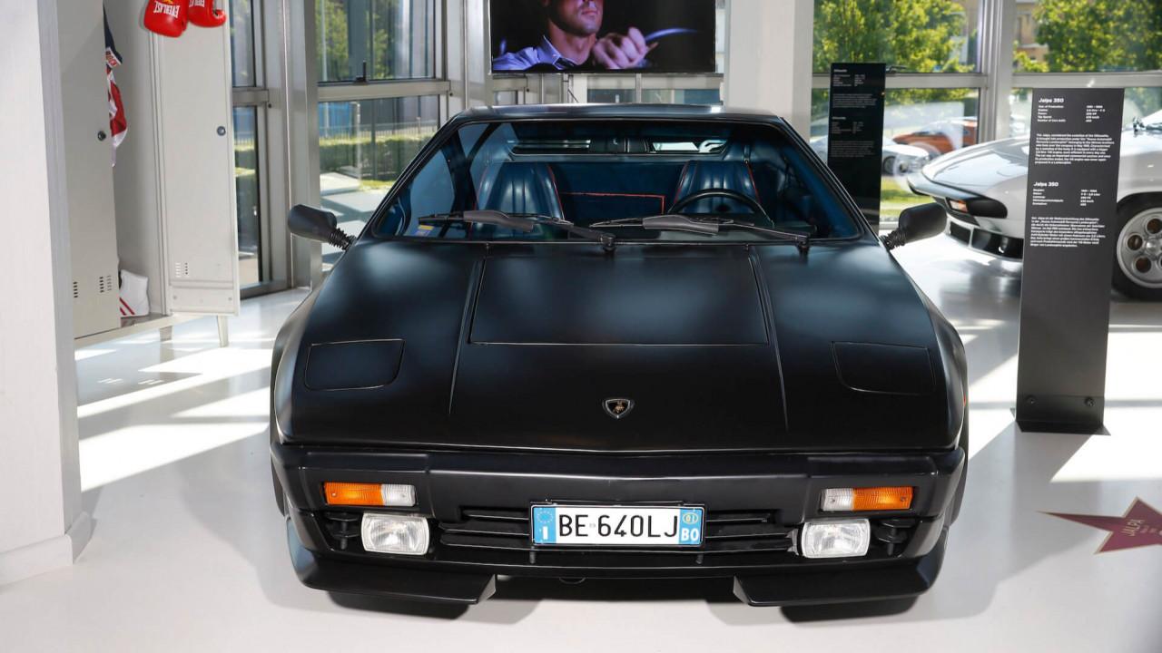 Lamborghini Jalpa (Rocky IV, 1985)