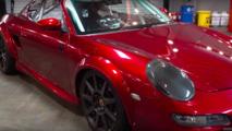 Biturbo Porsche Boxster by Bisimoto