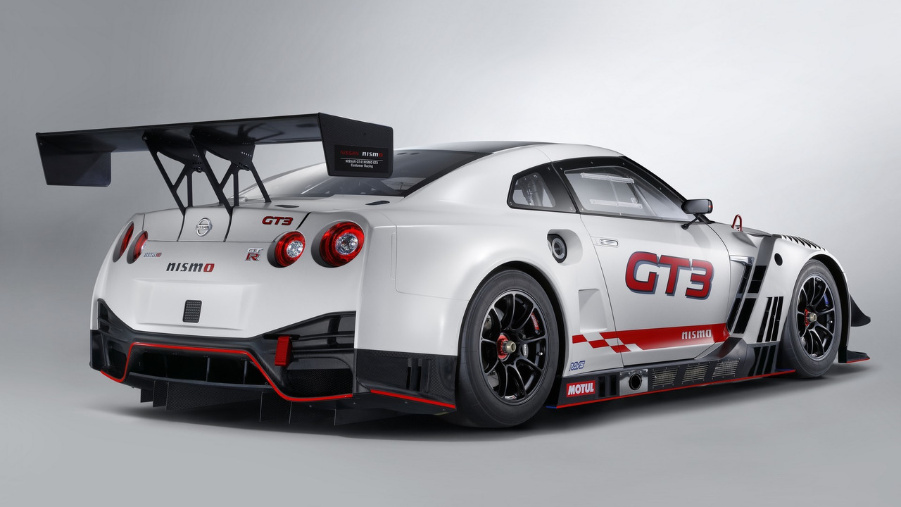 2018 Nissan Gt R Nismo Gt3 Costs 550 000 And Has New Ac