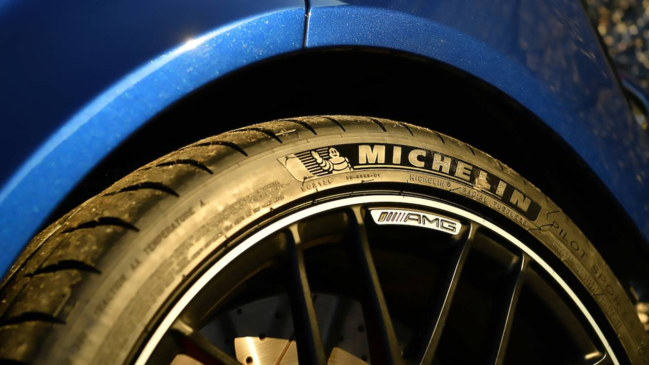 Michelin Wood Tire