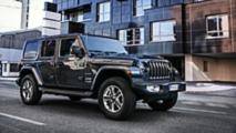Essai Jeep Wrangler Sahara 2019