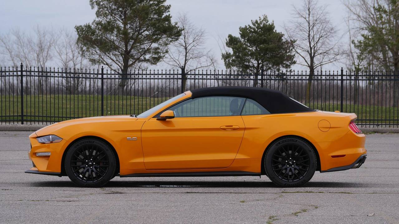 2018 mustang gt convertible long term