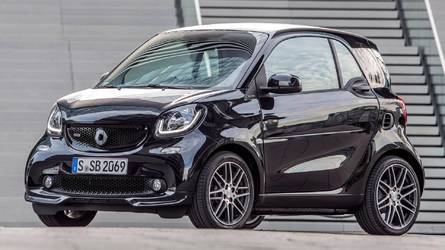 fortwo coupé Brabus electric drive