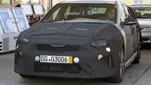 2019 Kia Ceed GT spy photo