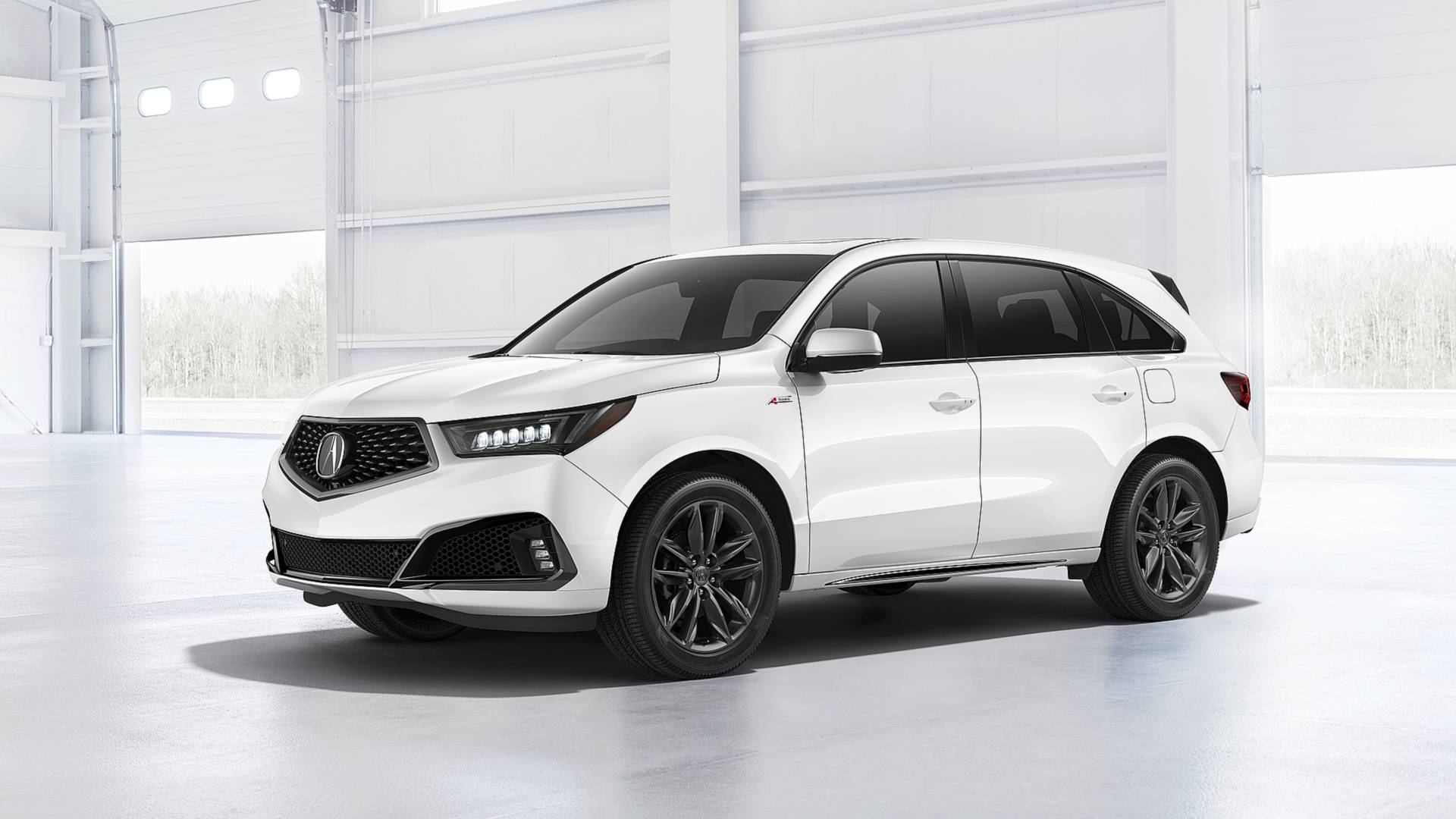 Acura Mdx Interior >> 2019 Acura Mdx Debuts With Nicer Interior Sporty A Spec Trim