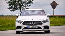 Mercedes CLS 350d Test