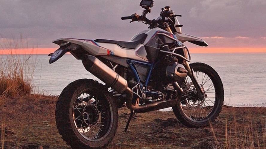 Bike of the Week: BMW X Touratech's R 1200 GS Rambler Concept