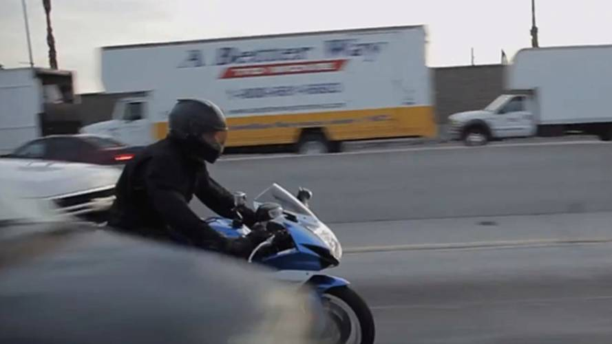 RideApart 24: Why Lane Splitting Is Awesome