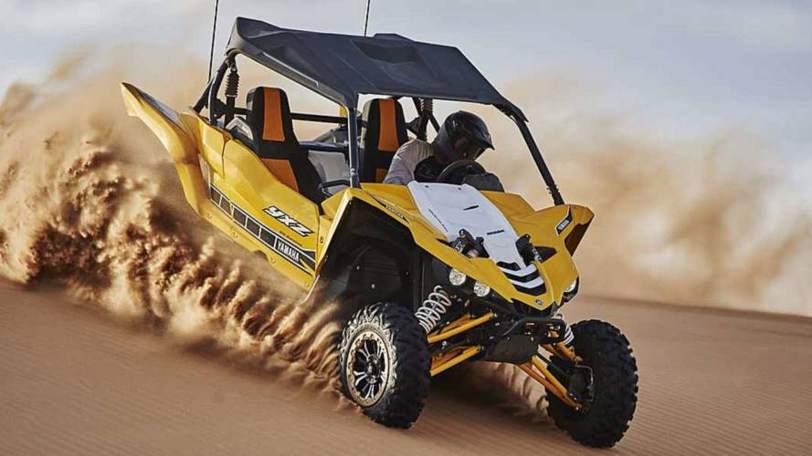 Introducing the Yamaha YXZ1000R – Yamaha's First Performance Side-by-Side