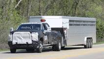 Chevrolet Silverado 3500 HD Spy Shots