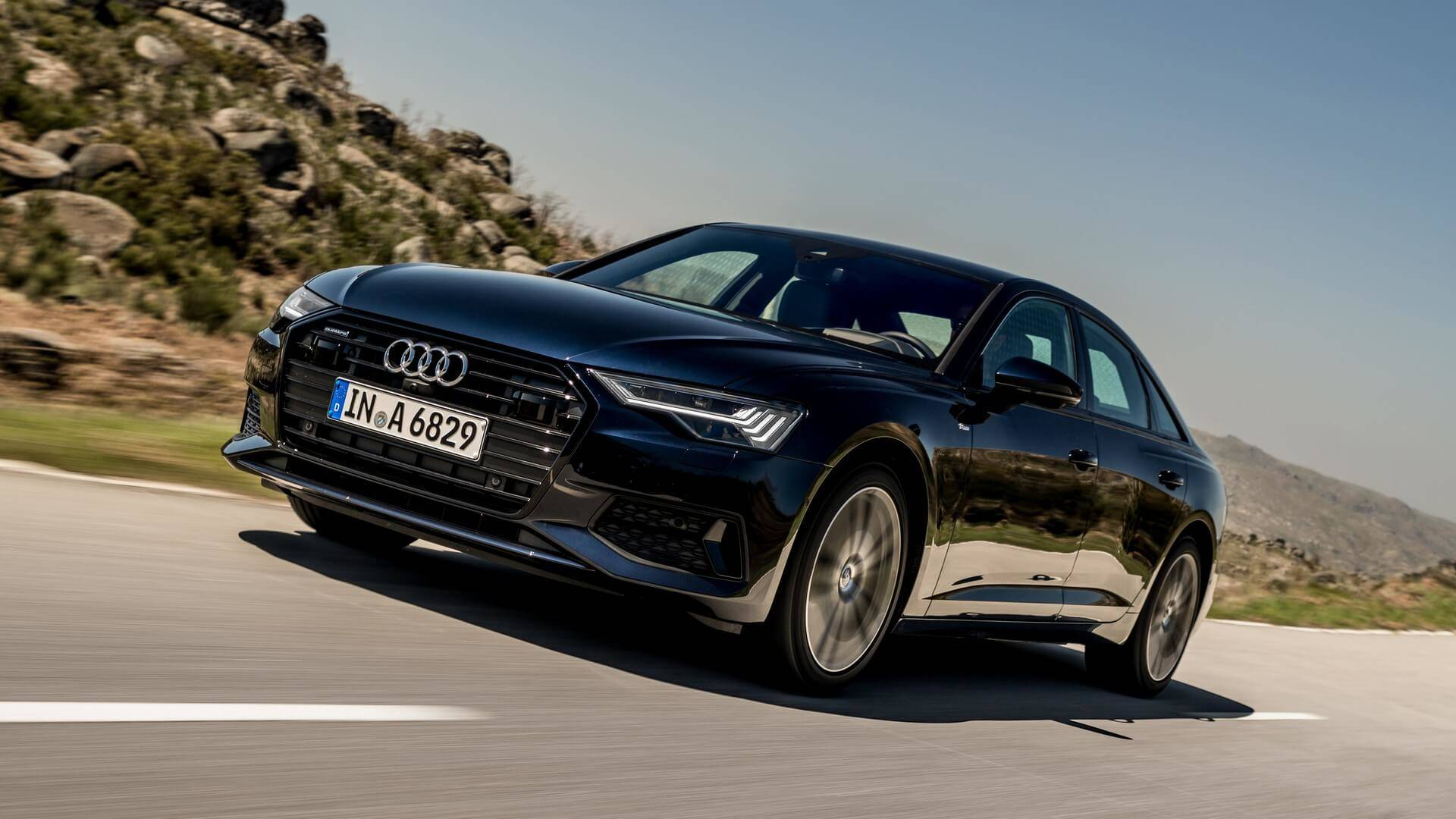 2019 Audi A6 Allroad Rendered Looks Properly Rugged