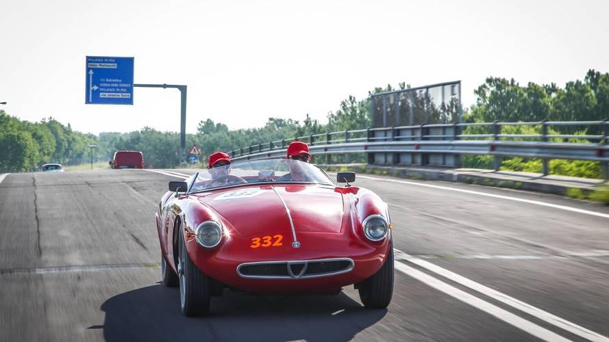 La Mille Miglia 2018 di Alfa Romeo