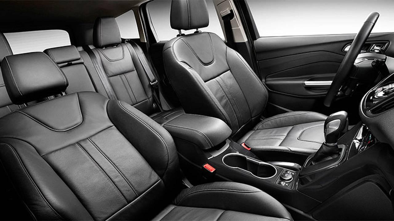2014 Ford Escape seats
