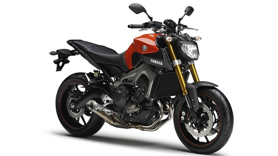 Yamaha MT-09: a triple for Europe